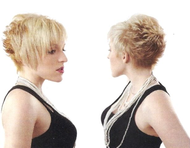 Cool Pictures Of Spiked Haircuts For Women Spiked Back Long Front Short Hairstyles For Black Women Fulllsitofus