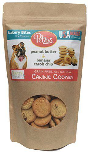 Dog Treats Gluten Free Petzos 100 All Natural Gourmet Grain