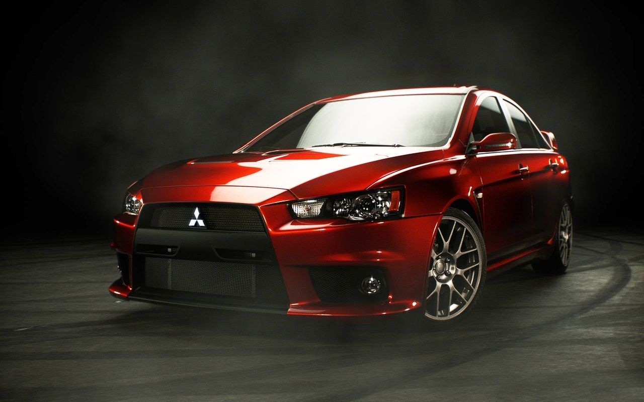 Mitsubishi Lancer Evolution Wallpapers Free Hd Car