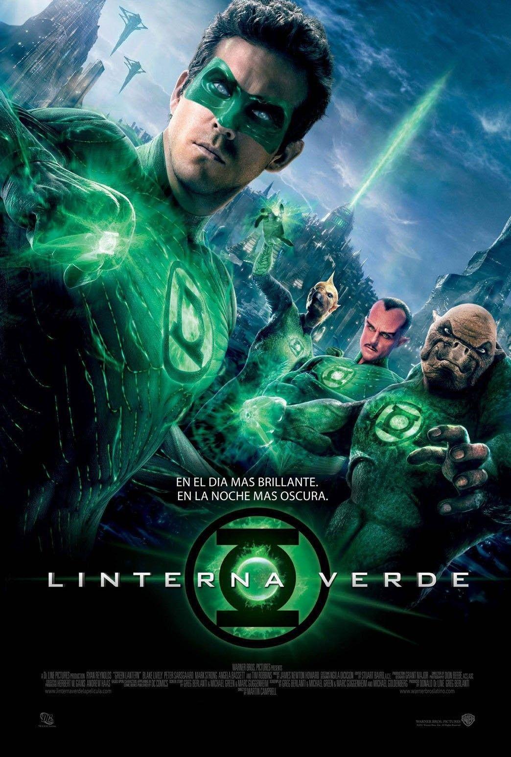 Ver Linterna Verde Online Gratis 2011 Hd Pelicula Completa Espanol Green Lantern Movie Green Lantern Green Lantern Film