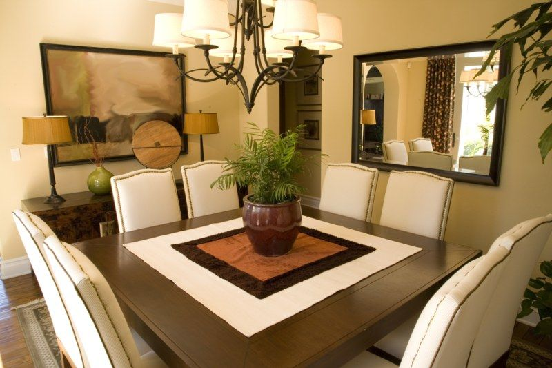 Feng Shui | articles - Interiors - Dining room | Me - Rooms I Like ...