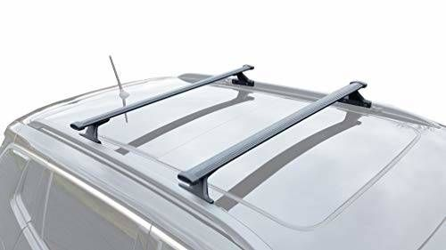 Brightlines 2018 2019 Jeep Compass Roof Rack Crossbars Jeep