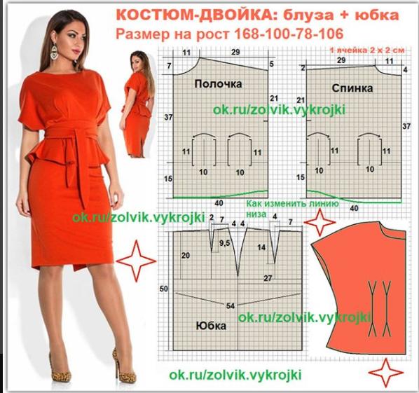 55a06f41697e3ef Шитье простые выкройки | Платья | Sewing clothes, Sewing patterns и ...