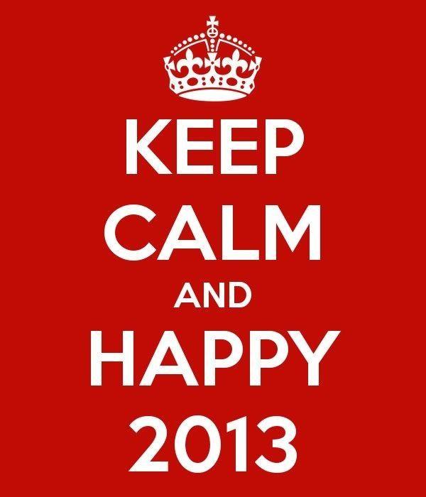 Feliz año a todos!!!!!