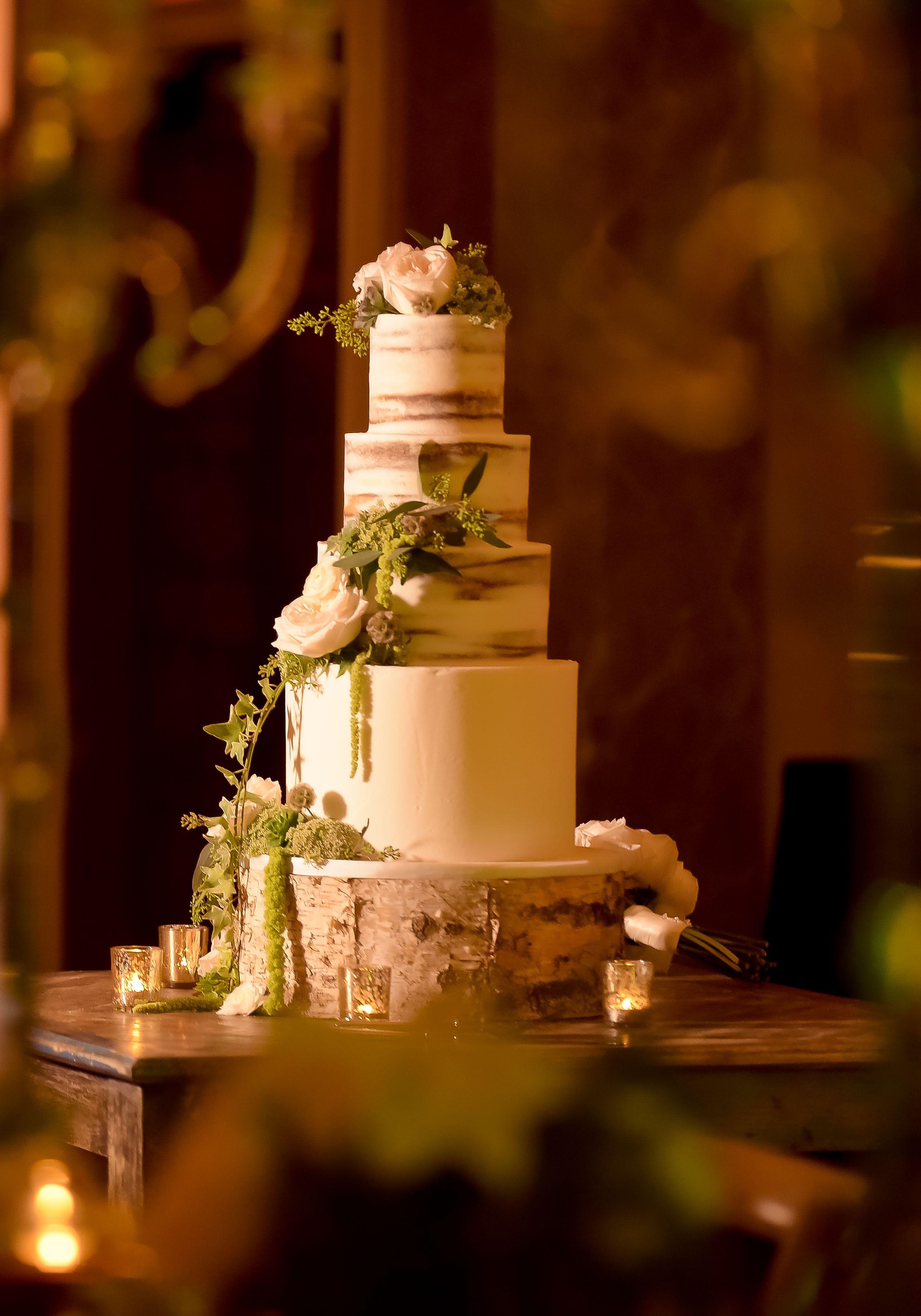 Wedding Cake by Elegant Temptations Miami Wedding Cakes