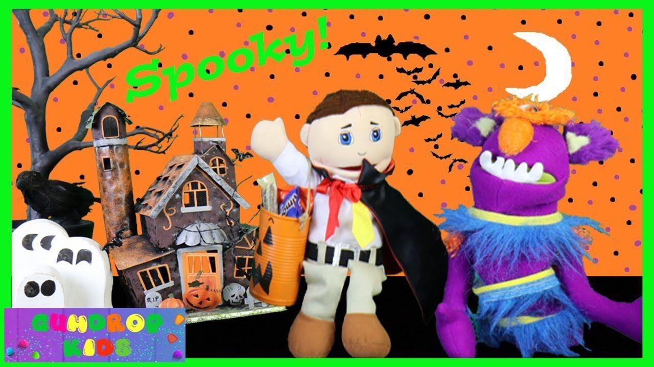 Uncategorized Kid Friendly Halloween Stories halloween story gumdrop kids videos pinterest kids