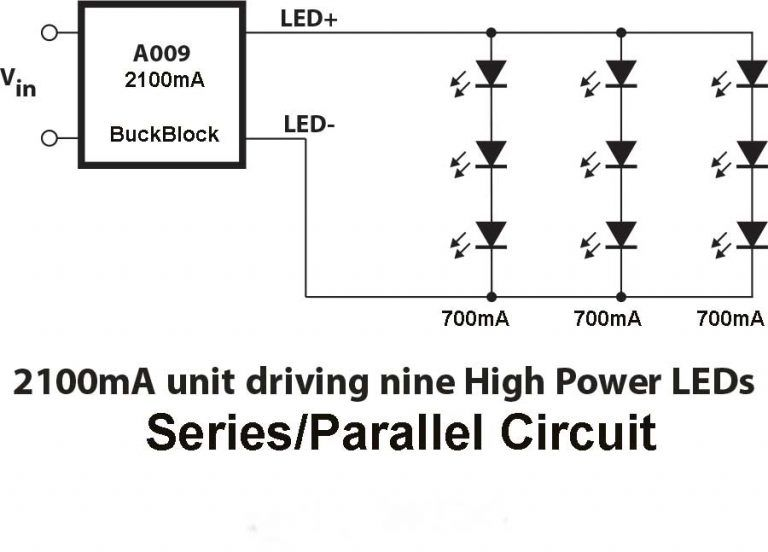 Wiring LEDs Correctly: Series & Parallel Circuits