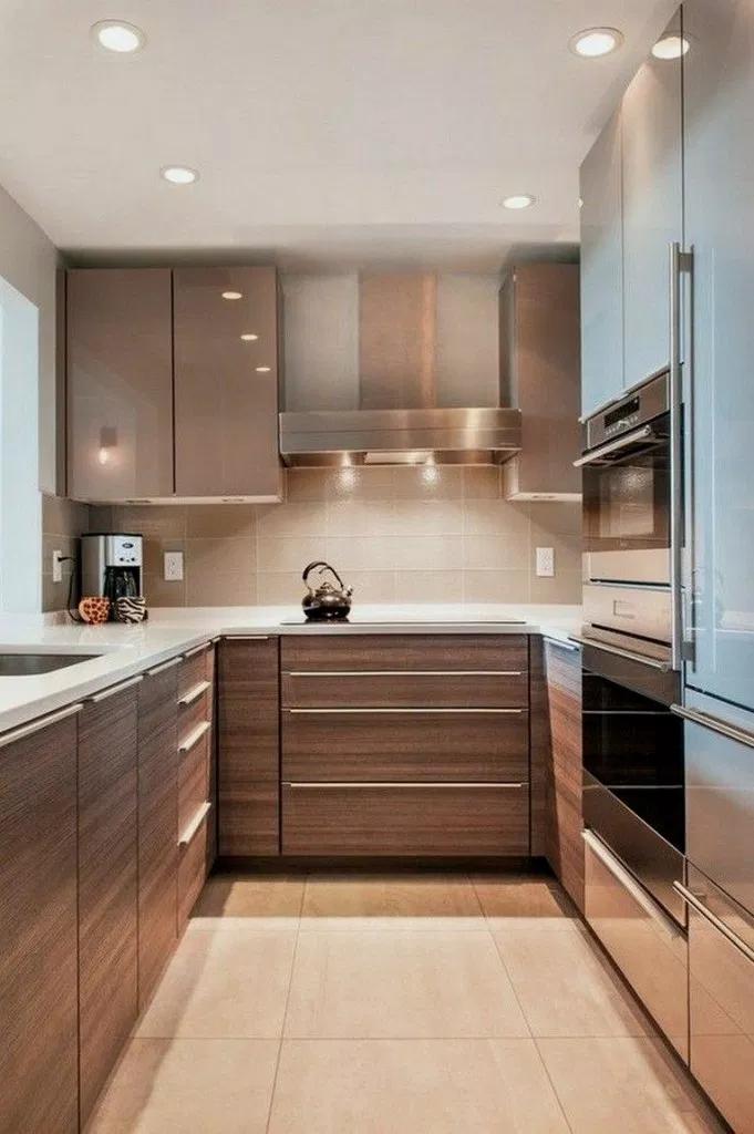 Pin By Arnest On Kitchen Ideas Kitchen Design Modern Small Small Modern Kitchens Kitchen Design Small