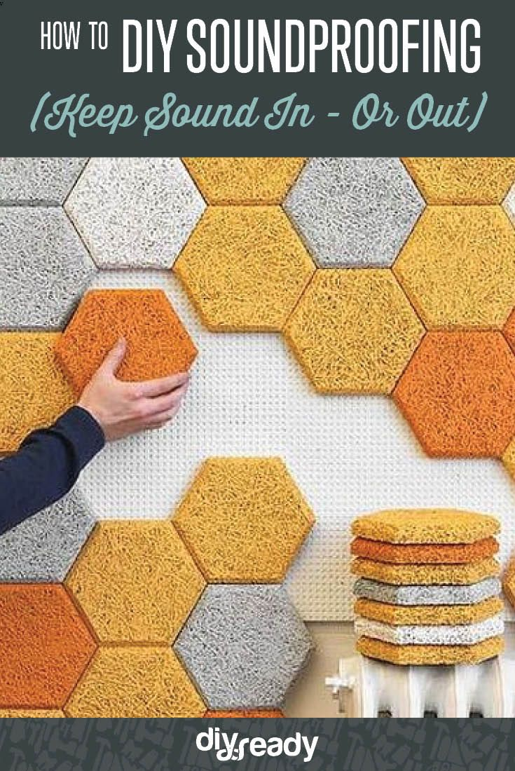Diy soundproofing how to soundproof your space diy