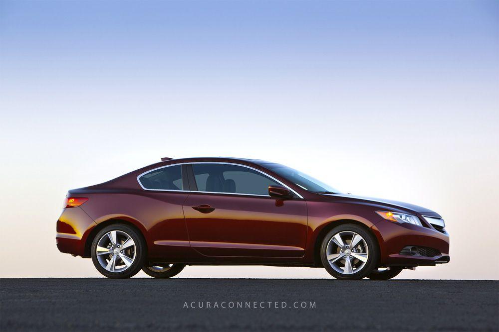 The Acura ILX is a compact luxury sedan for Hondas luxury brand