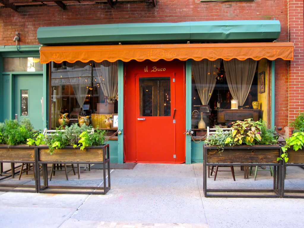 Il Buco City Restaurants Tuscan Style Little Italy
