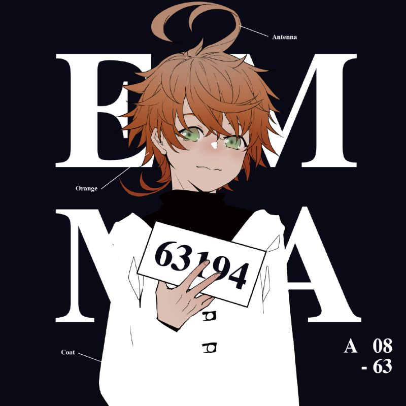 Pin De Somebody En The Promised Neverland El Pais De Nunca Jamas