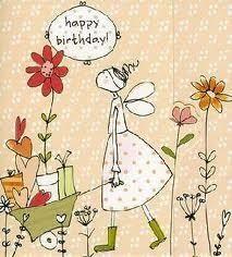 Happy Birthday Garden Girl Garden Girls Birthday Happy