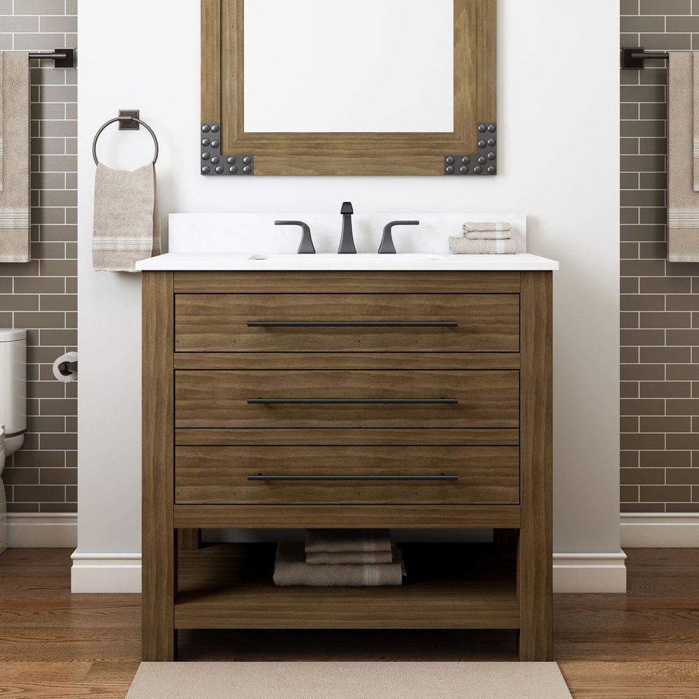 17+ 36 inch bathroom vanity wood model