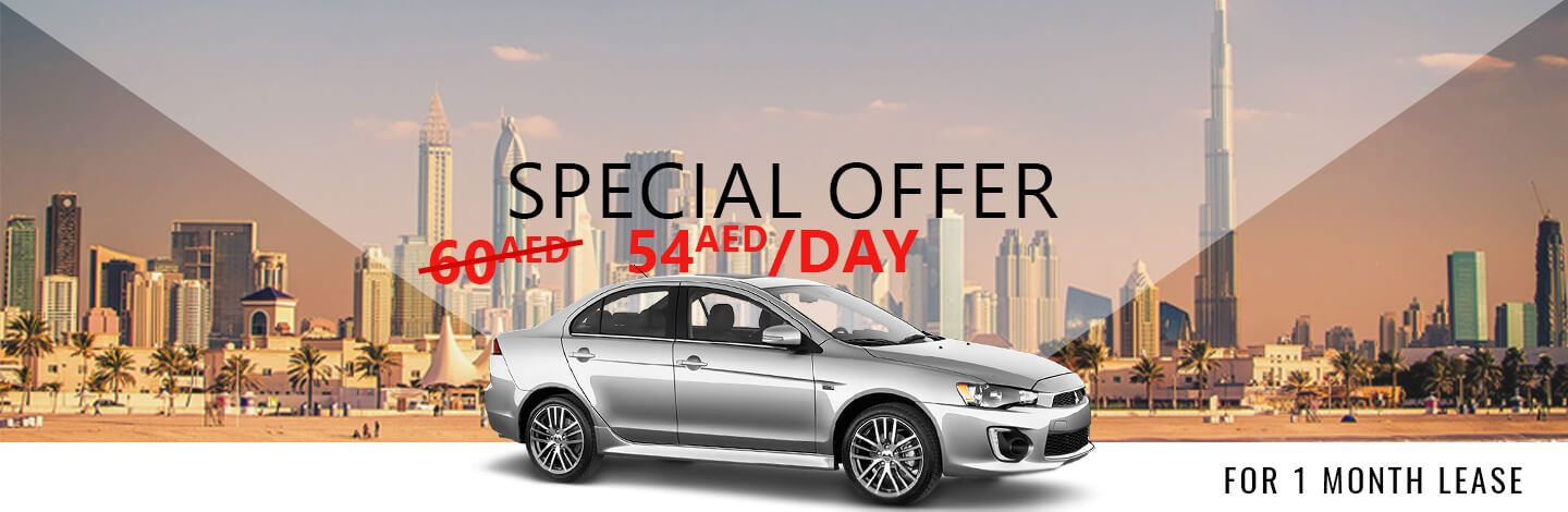 Rent a car in Dubai according to your own schedule with
