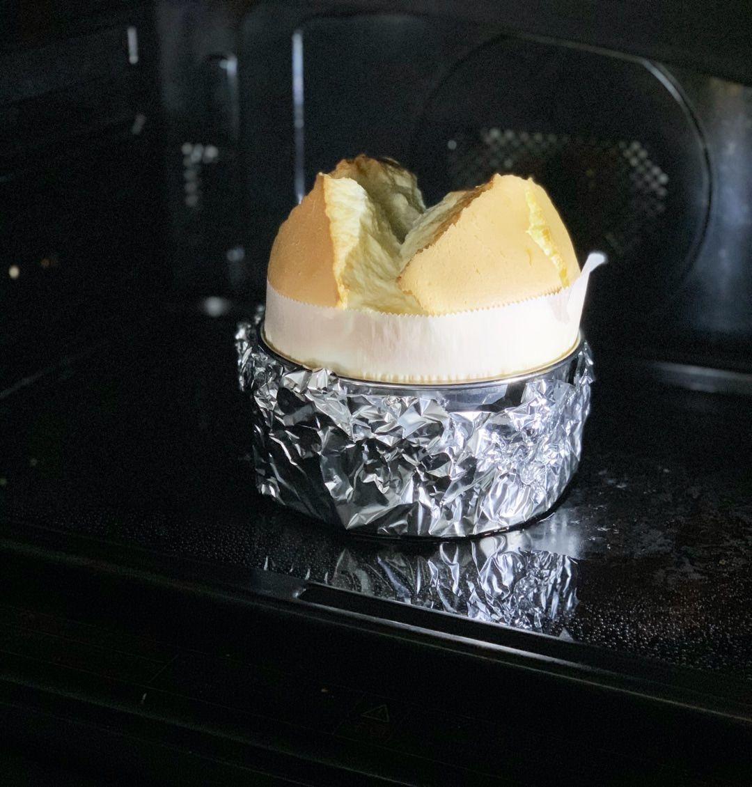 Photo of 『【材料4つで絶品おやつ】パルテノのスフレケーキ』