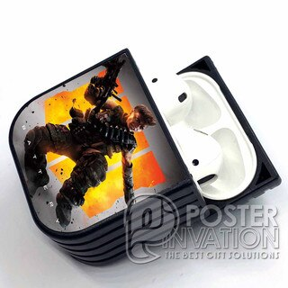 Call Of Duty Black Ops 4 Battery Custom Airpods Case Skin Protective Cover Airpods 1 Airpods 2 Airpods Pro Airpods Pro Case Call Of Duty Black