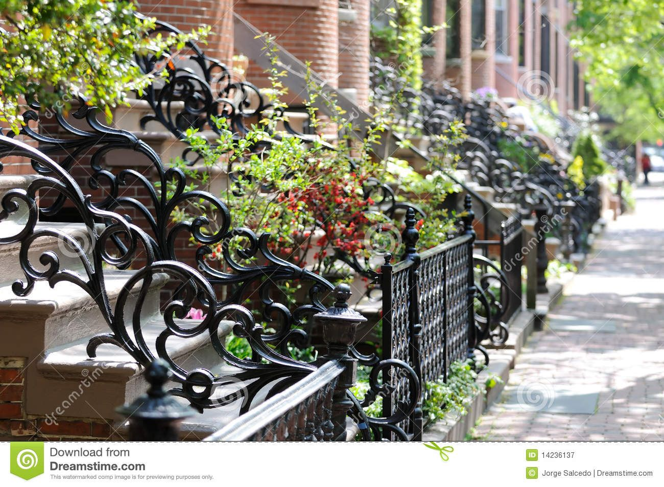 wrought iron fence victorian. Antique Wrought Iron Railing And Fence Victorian A