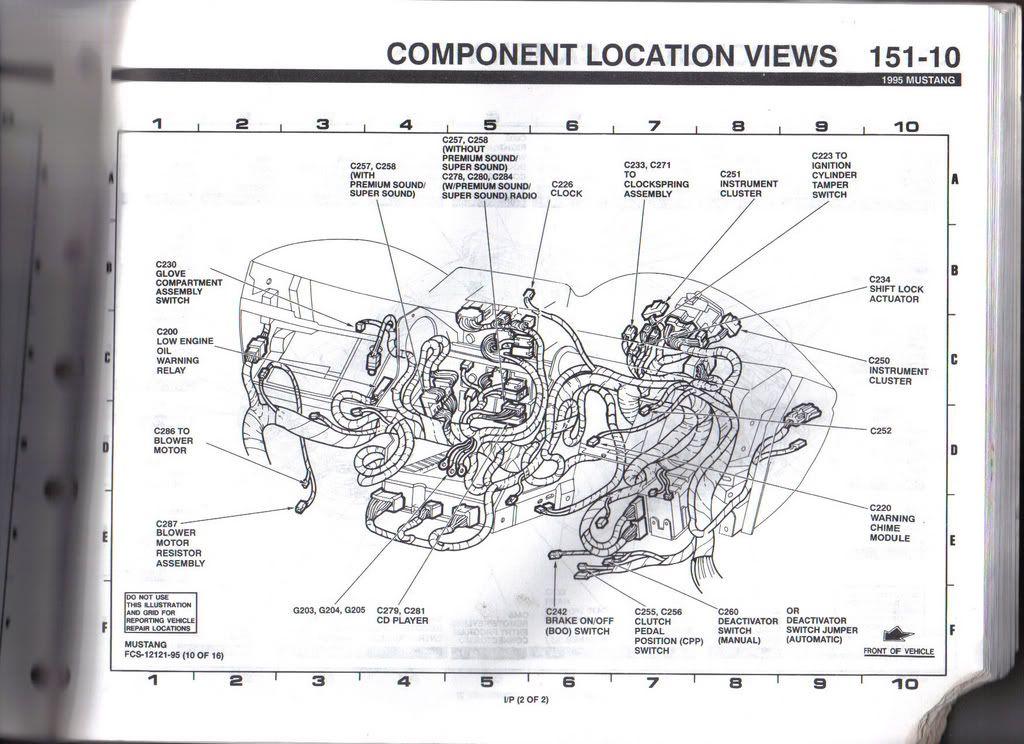 94 mustang wiring schematic
