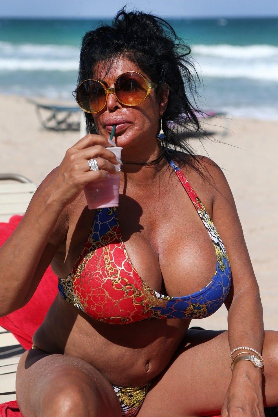 Angela williams florida tits