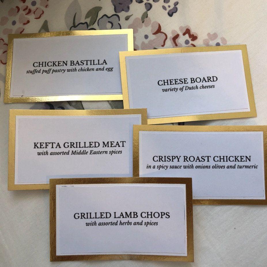 Printable Buffet Label Template Buffet Food Sign Buffet Etsy Food Signs Buffet Food Party Food Labels