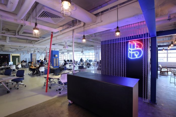 Office tour blueprint hong kong coworking offices office designs blueprint coworking office design 7 malvernweather Image collections
