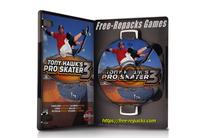 Tony Hawk's Pro Skater 3 Free Download in 2020 Pro