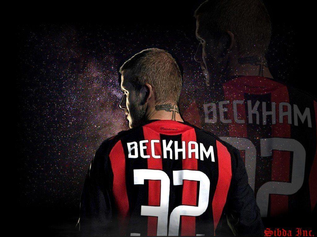 David Beckham Ac Milan Real Madrid Wallpapers Best Facebook