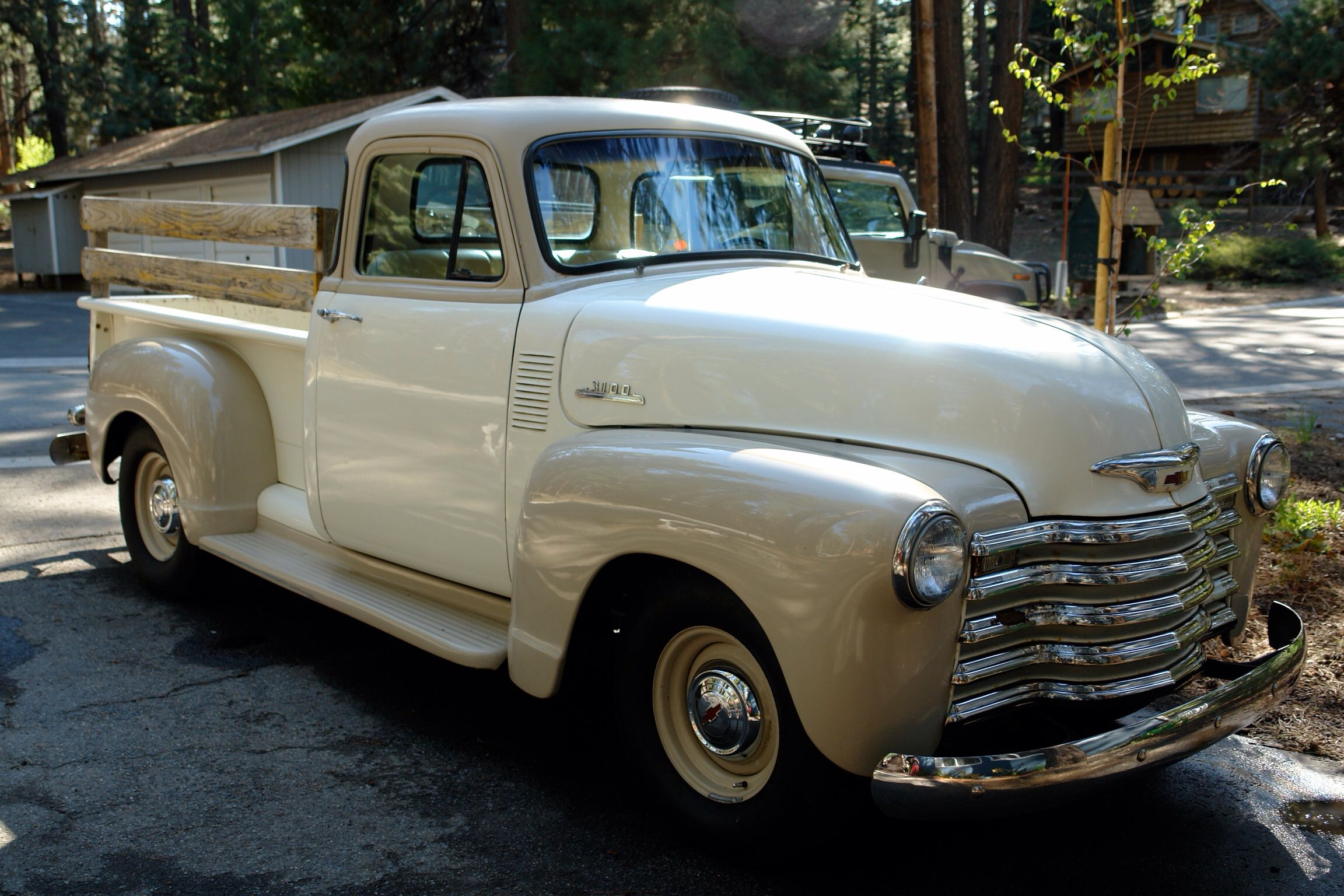 1953 Chevy Truck custom