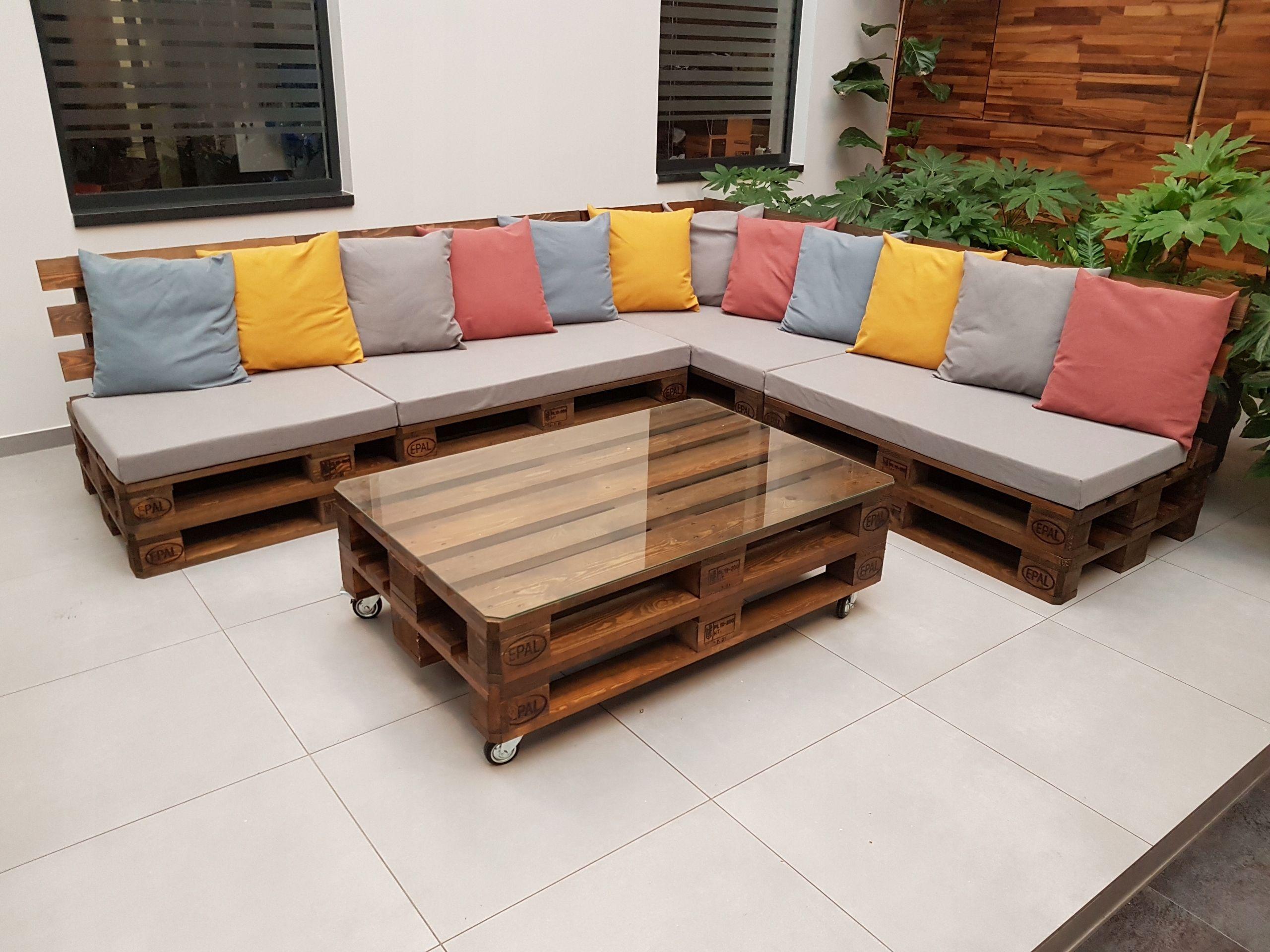 Kup Teraz Na Allegro Pl Za 450 00 Zl Meble Z Palet Zaaranzuj Swoj Kat Profesjonalnie 782712724 Outdoor Sectional Outdoor Furniture Outdoor Sectional Sofa