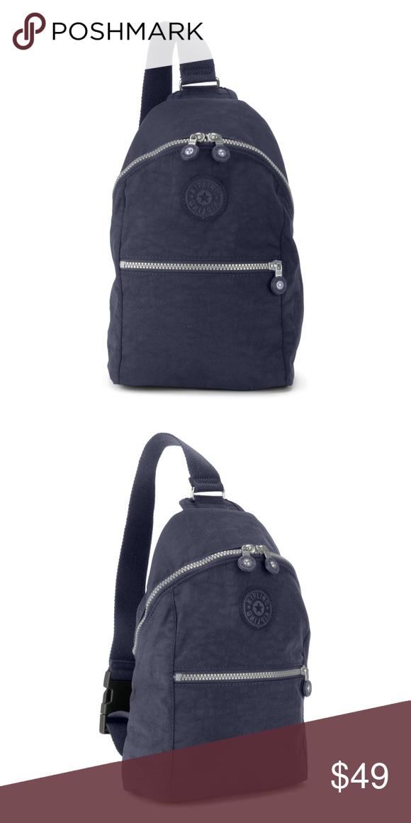 89011fde97 Kipling Bente Sling Backpack 🎉 The Bente Backpack is a fun and sporty sling  bag