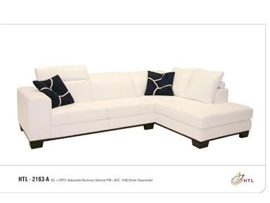 Shop for HTL Sectional 3242163 and other Living Room Sectionals at Dunk u0026 Bright  sc 1 st  Pinterest : htl sectional - Sectionals, Sofas & Couches