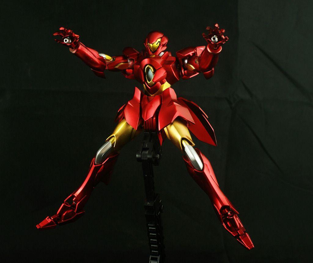 - 1/144 Gundam AGE - Dorado Ver. Iron Man Colors(이미지 포함)