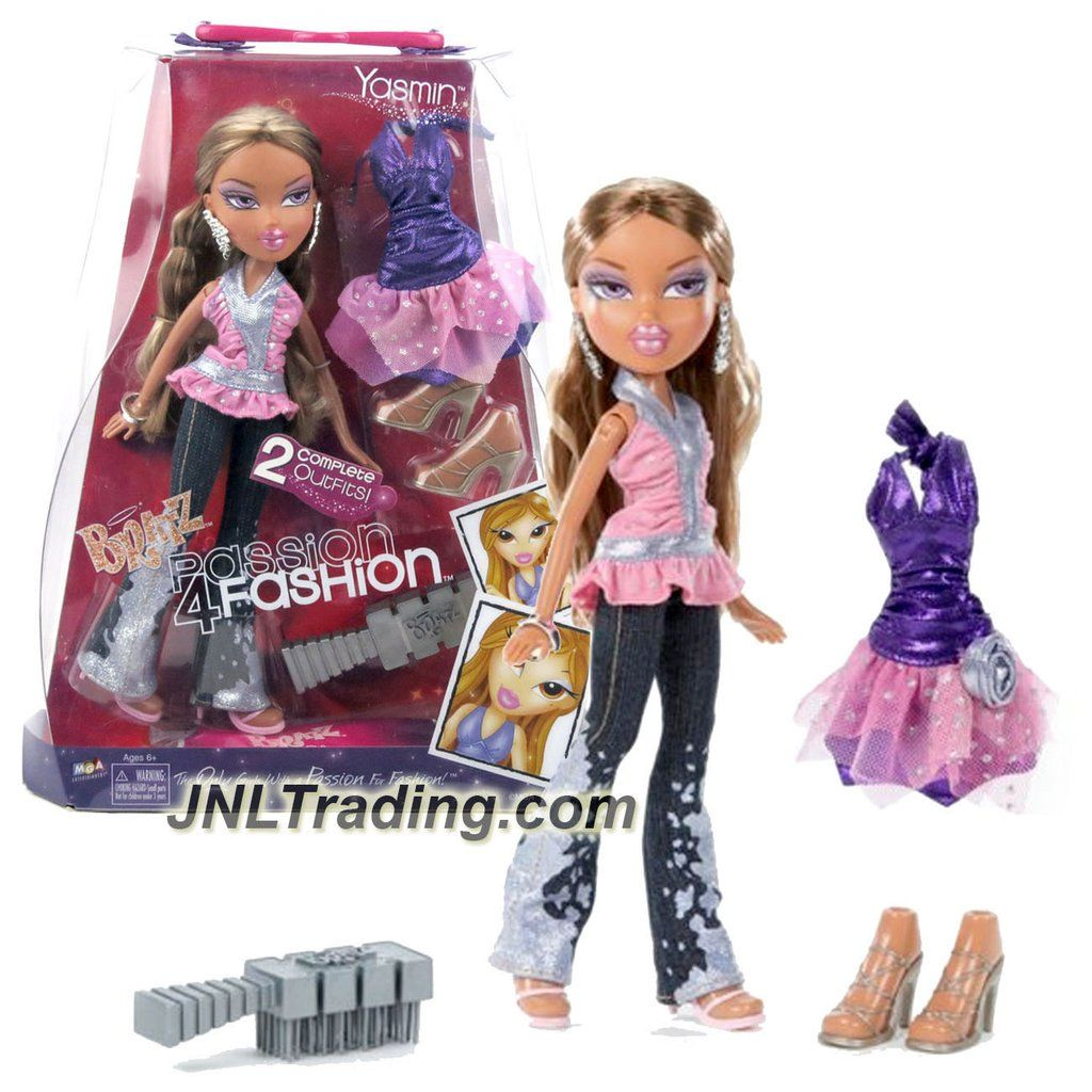 MGA Entertainment Bratz Passion 4 Fashion Series 10 Inch ...