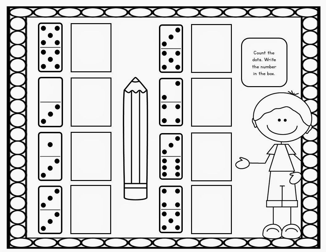 Number Sense 50 Counting And Cardinality Printables