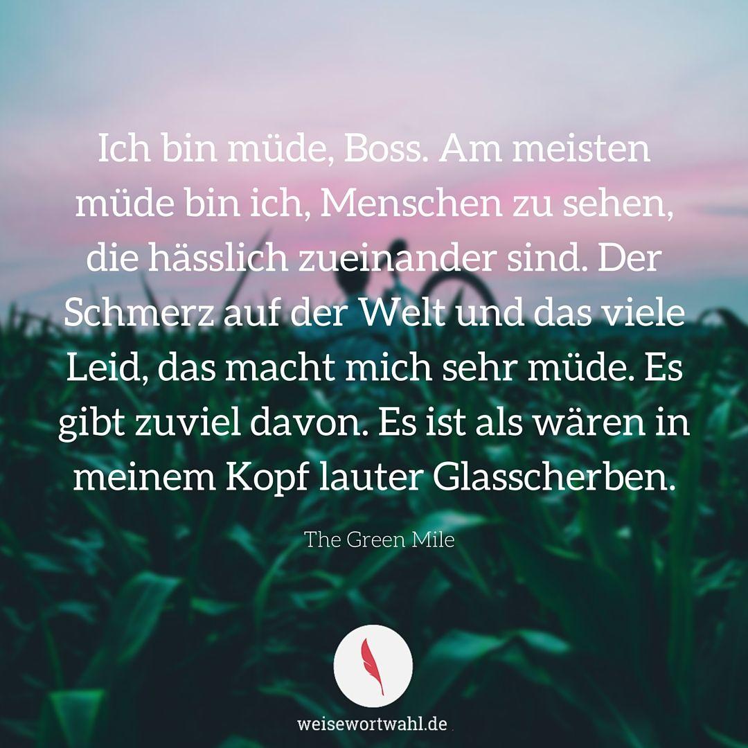 Ich Bin Müde Boss