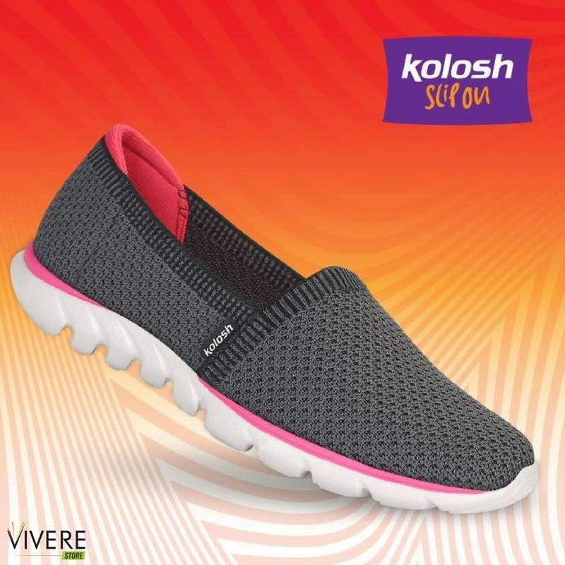 84a76d71c3 Conforto garantido com a Sapatilha Esportiva Kolosh!