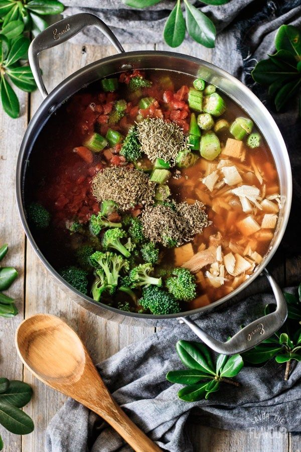 Homemade Turkey Noodle Soup Healthy soup recipes clean