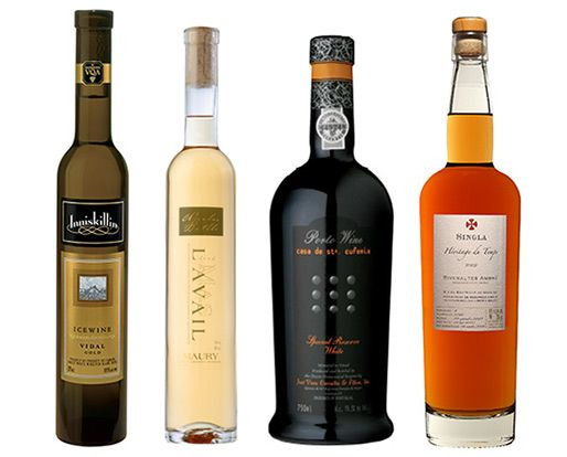 Delicious #Dessert #Wines to Sip This #Thanksgiving