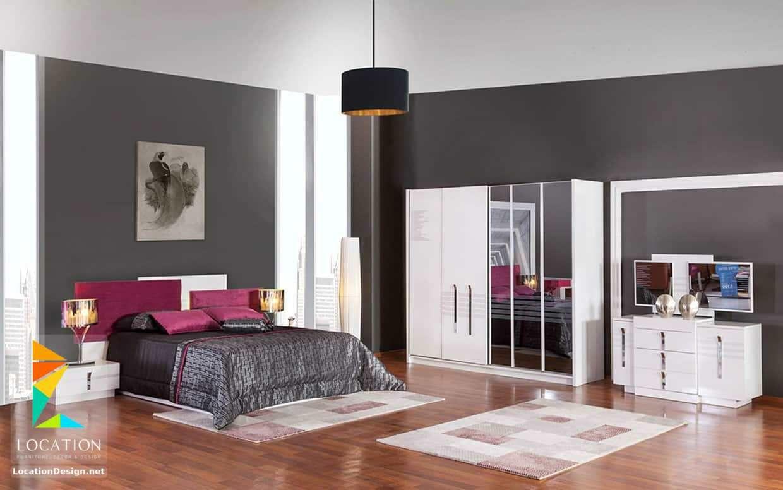 غرف نوم مودرن حديثة 2019 احدث غرف نوم نوم كاملة غرف نوم
