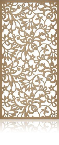 The prices of openwork decorative partitions for …
