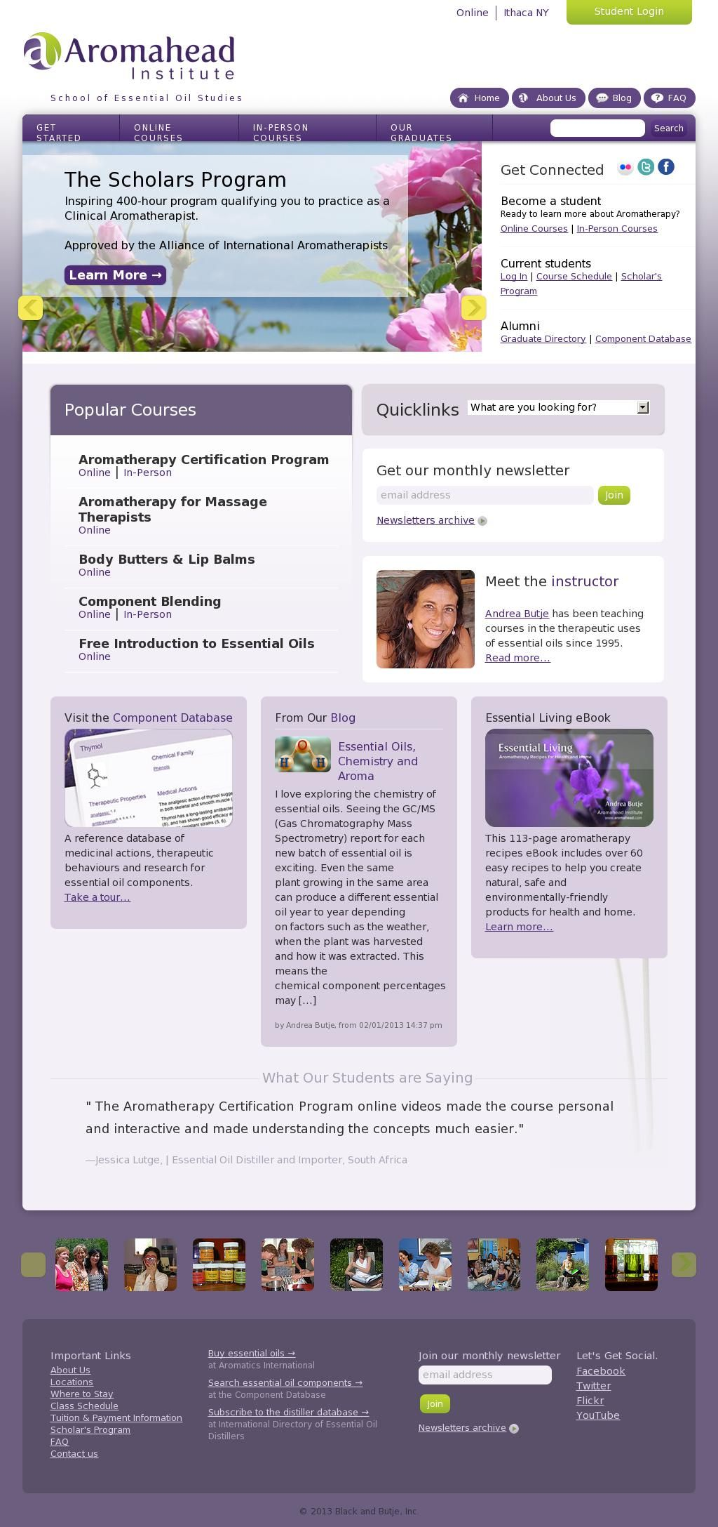 This Is A Great Course Aromatherapy Certification Program 235