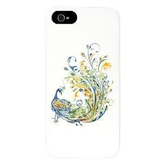 Amazing PEACOCK COLORS design for  iPhone 5/5S Snap Case ...  See more designs on http://www.cafepress.com/ok_shop