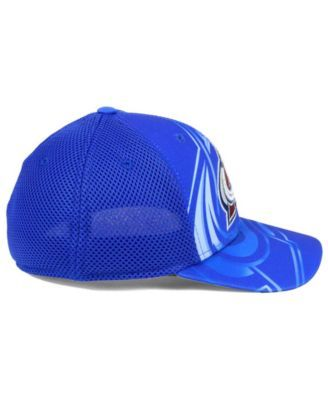 bc86eb5cbad ... australia reebok colorado avalanche 2nd season flex cap blue s m eaf66  314b6