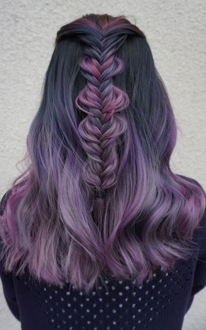 Get the look purple passion by kimemily pham cabello pinterest