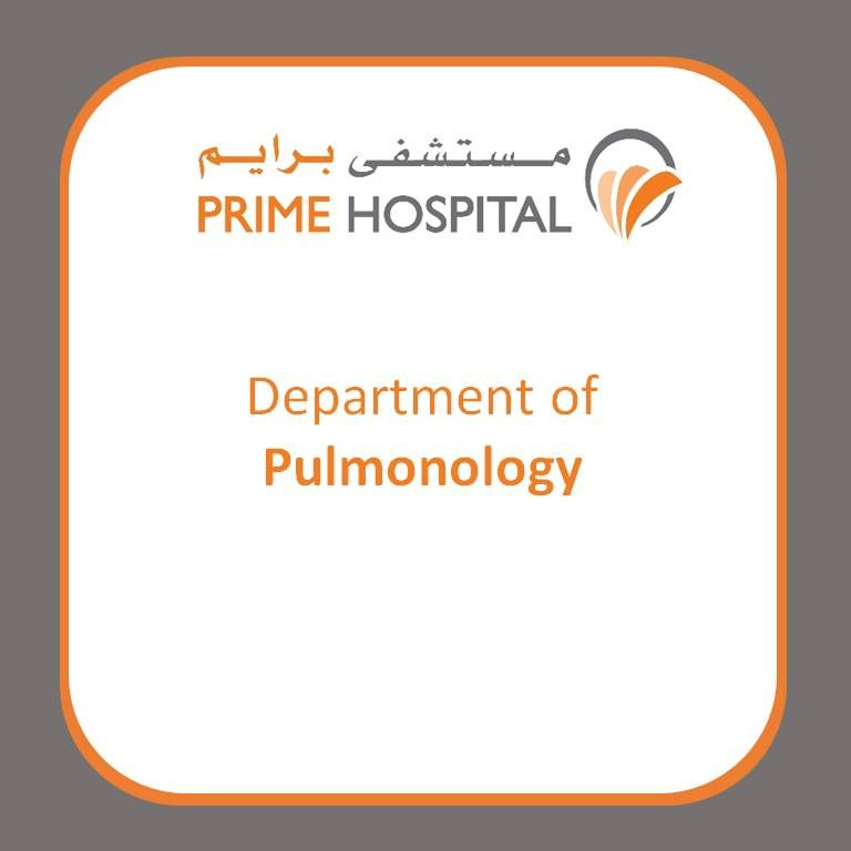 DEPARTMENT OF PULMONOLOGY