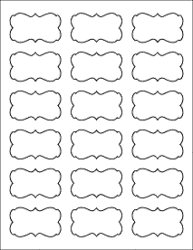 Decorative Labels Ol823 2 2441 X 1 2992 Labels Printables Free Templates Printable Label Templates Free Printable Tags Templates