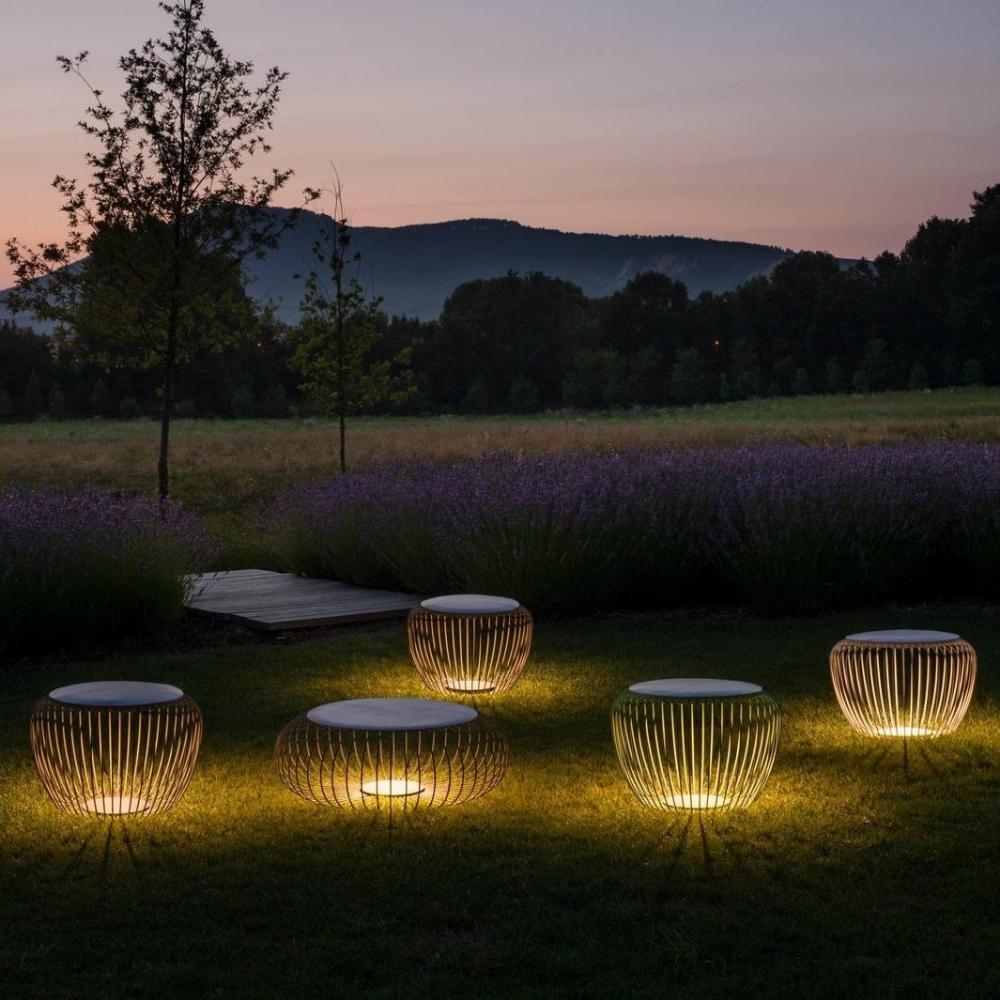 Vibia Meridiano 4710 Led Aussenbodenleuchte Gartenbeleuchtung Beleuchtung Garten Gartenleuchten