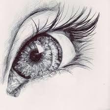 Znalezione Obrazy Dla Zapytania Piękne Notatniki Eye Drawing Drawings Art