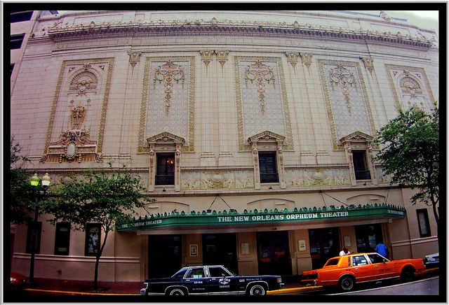 New Orleans LA ~ Orpheum Theater ~ Photo 2003 by onasill, via Flickr